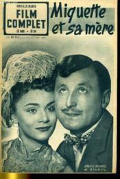 Tous Les Jeudis - Film Complet N° 216 - Miquette Et Sa Mere - Couverture - Format classique
