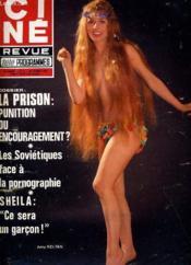 CINE REVUE - TELE-PROGRAMMES - 55E ANNEE - N° 8 - LA PEUR, un étrange voyage au bout de l'angoisse - Couverture - Format classique