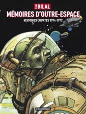 Memoires Outre Espac74-77 - Couverture - Format classique