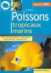 Poissons Tropicaux Marins - Intérieur - Format classique