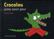 Crocolou aime avoir peur - Intérieur - Format classique
