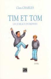 Tim Et Tom, Les Jumeaux Intrepides - Couverture - Format classique