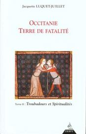 Occitanie t.3 - Intérieur - Format classique