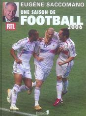 Une Saison De Football 2006 - Intérieur - Format classique