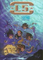 L5 ; Histoires D'Elles 5 - Intérieur - Format classique