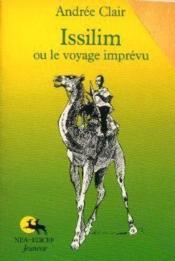 Issilim ou le voyage imprévu - Couverture - Format classique