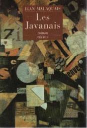 Les javanais - Couverture - Format classique