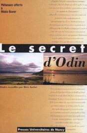 Le Secret D'Odin. Melanges Offerts A Regis Boyer - Couverture - Format classique