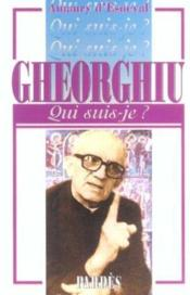 Gherghiu - Couverture - Format classique