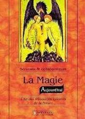 Magie Aujourd'Hui - Couverture - Format classique