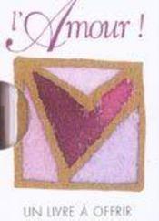 L'amour ! - Intérieur - Format classique