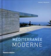 Méditerranée moderne - Couverture - Format classique