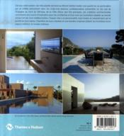 Méditerranée moderne - 4ème de couverture - Format classique