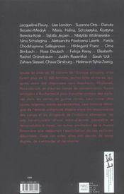 Les Femmes Oubliees De Buchenwald - 4ème de couverture - Format classique