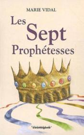 Les sept prophétesses - Couverture - Format classique