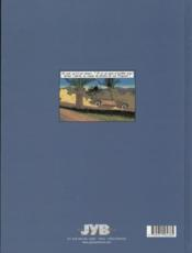 Allan Mac Bride t.1 ; l'odyssée de Bahmès - 4ème de couverture - Format classique