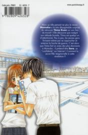 Namida usagi t.7 - 4ème de couverture - Format classique