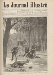 Journal Illustre (Le) N°21 du 21/05/1882 - Couverture - Format classique