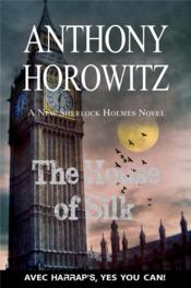 Vente livre :  The house of silk  - Anthony Horowitz