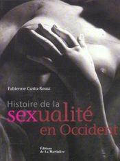 Histoire De La Sexualite En Occident - Intérieur - Format classique