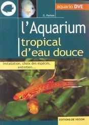 Aquarium Tropical D'Eau Douce - Intérieur - Format classique