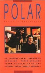 Revue Polar Numero 19 - Couverture - Format classique