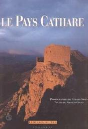 Le Pays Cathare - Couverture - Format classique