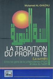 Traidition Du Prophete (La) - Couverture - Format classique
