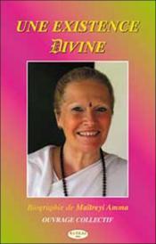 Existence Divine - Couverture - Format classique