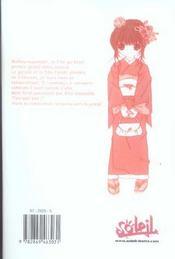 Pita-Ten T.7 - 4ème de couverture - Format classique