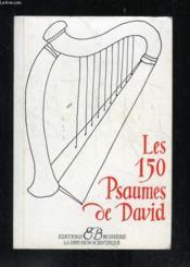 Les 150 psaumes de david - Couverture - Format classique