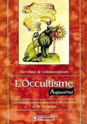 Occultisme Aujourd'Hui - Couverture - Format classique