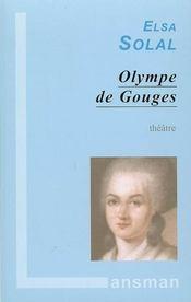 Olympe De Gouges - Intérieur - Format classique