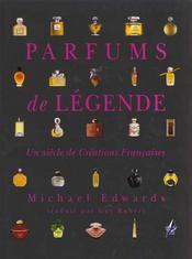 Parfums de légende, un siècle de création - Intérieur - Format classique