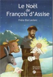 Le Noël de François d'Assise - Couverture - Format classique