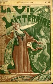 Struensee A La Comedie Francaise. 1ere Partie. La Vie Litteraire. - Couverture - Format classique