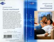 Contrat Matrimonial - Wife For Real - Couverture - Format classique