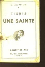 Tigris Une Sainte - Couverture - Format classique