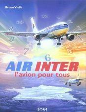 Air Inter, L'Avion Pour Tous - Intérieur - Format classique