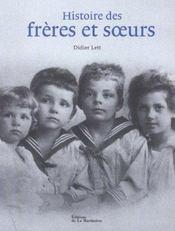 Histoire Des Freres Et Soeurs - Intérieur - Format classique