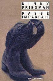 Passé imparfait - Intérieur - Format classique