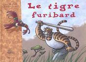 Le tigre furibard - Intérieur - Format classique