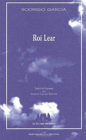 Roi Lear - Couverture - Format classique