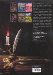 Les Fils De L'Aigle T.7 ; Sous Le Soleil D'Austerlitz - 4ème de couverture - Format classique