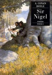 Sir Nigel - Couverture - Format classique