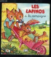 Lapinos A La Campagne - Couverture - Format classique
