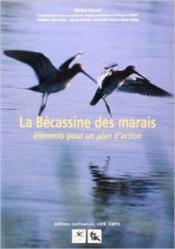 La Becassine Des Marais - Couverture - Format classique