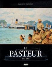 Le pasteur ; 1938-1980 - Couverture - Format classique
