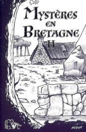 Mysteres En Bretagne T.2 - Couverture - Format classique
