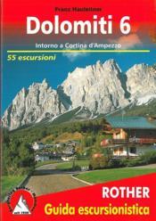 Dolomiti 6 - Couverture - Format classique